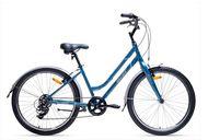 Купить Велосипед Aist Cruiser 1.0  W (Голубой 19)