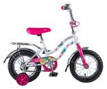 Купить Велосипед NOVATRACK TETRIS 12, белый