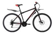 Купить Велосипед Challenger Agent 27.5D черный/вишневый