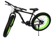 Купить Велосипед BLACK ONE Monster 26D темно-серый/красный