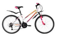 Купить Велосипед BLACK ONE Ice Girl 24 розовый/желтый/белый