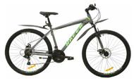 Купить Велосипед Racer Boxfer черно-желтый